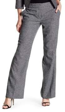 Nine West Neo Classic Tweed Dress Pants Slacks Trousers