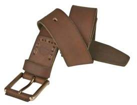 Timberland Boy's 30MM Pull-Up Leather Belt