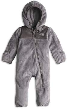 The North Face Unisex Oso Pile Fleece Coverall - Baby