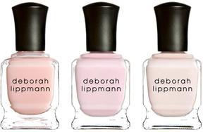 Deborah Lippmann The Illusionist Nail Lacquer 3-piece Set