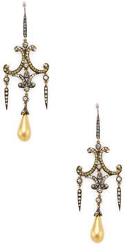 Amrapali Women's Diamond Drop Earrings