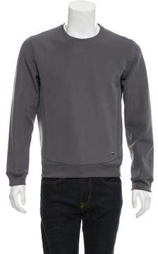 Calvin Klein Collection Crew Neck Pullover Sweatshirt