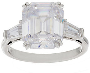 Elizabeth Taylor As Is The 7.20cttw Simulated Diamond Ring