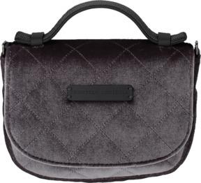 BRUNELLO CUCINELLI Mini Velvet Crossbody Bag