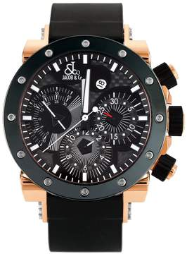 Jacob & co Epic II Limited Edition Automatic Chronograph Watch E2RGCP