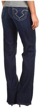Big Star Hazel Curvy Five-Pocket in Chrome Women's Jeans