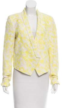 Vanessa Bruno Printed Structured Blazer