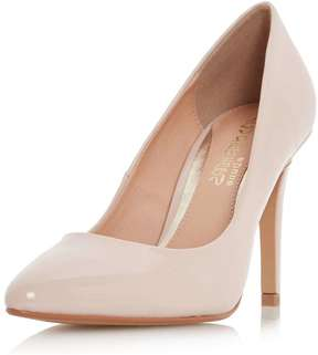 Head Over Heels *Head Over Heels by Dune Nude 'Alice' High Heel Shoes