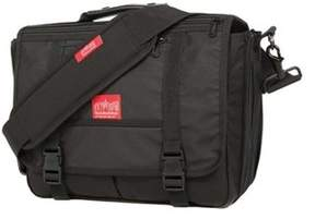 Manhattan Portage Unisex Reflective Wallstreeter Shoulder Bag (small).