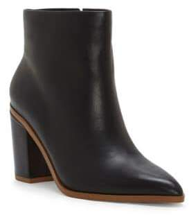 1 STATE 1.STATE Paven Leather Booties