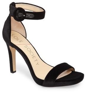 Sole Society Women's Emelia Ankle Strap Sandal