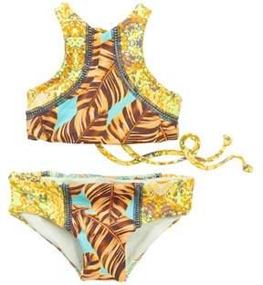 Maaji Lady Violet Halter Two-Piece Bikini (Toddler, Little Girls, & Big Girls)