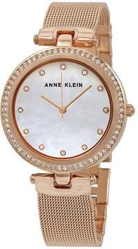Anne Klein Swarovski Crystals Ladies Watch