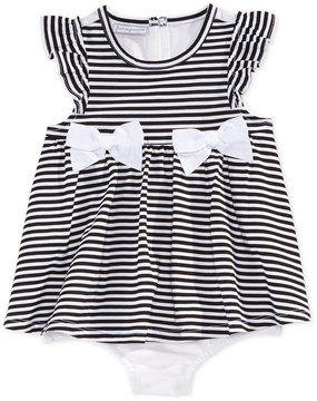First Impressions Striped Skirted Sunsuit, Baby Girls (0-24 months), Created for Macy's