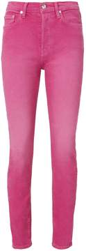 Cotton Citizen Bleached Pink Skinny Jeans