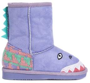 Muk Luks Kids' Cera Dinosaur Boot Toddler/Preschool
