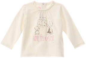 Chicco Girls' Natural Love My Style Top
