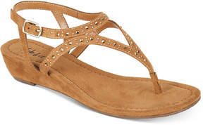 Style&Co. Style & Co Hareet Wedge Sandals, Created for Macy's Women's Shoes