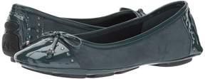 Anne Klein Buttons Flat Women's Flat Shoes