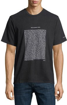 Ovadia & Sons Humble King Cotton T-Shirt