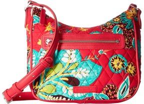 Vera Bradley Mini Vivian Crossbody Cross Body Handbags - CLASSIC BLACK - STYLE