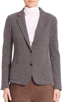 Eleventy Women's Classic Woven Jacket