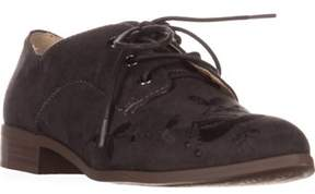 Esprit Clara Classic Oxfords, Charcoal.