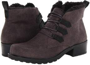 Trotters Snowflakes III Women's Lace-up Boots