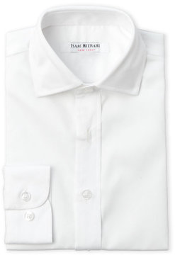 Isaac Mizrahi Boys 4-7) White Dress Shirt