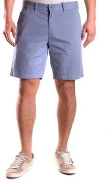 Gant Men's Light Blue Cotton Shorts.