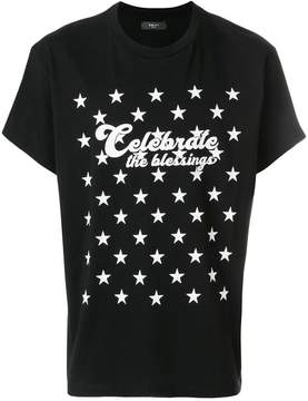 Amiri Celebrate T-shirt