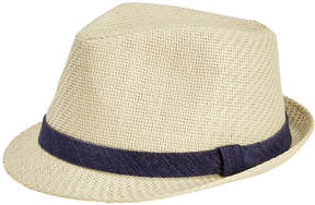 Levi's Men's Fitted Straw Fedora