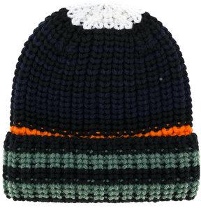 Sonia Rykiel cable knit beanie