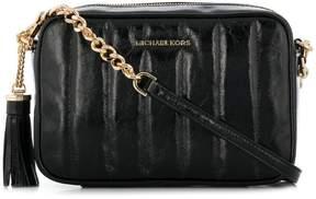 MICHAEL Michael Kors stitch detail crossbody bag