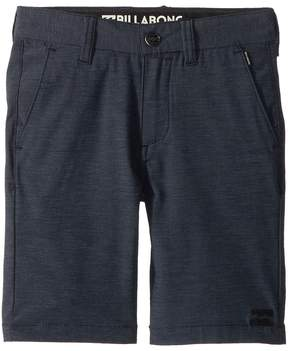 Billabong Kids Crossfire X Shorts Boy's Shorts