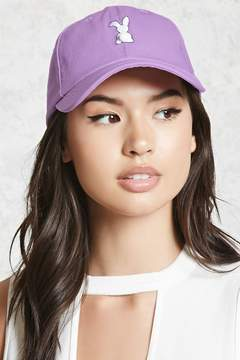 Forever 21 Bunny Tail Dad Cap