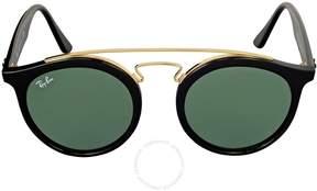Ray-Ban Gatsby Round Green Classic Sunglasses