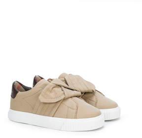 Burberry slip-on sneakers