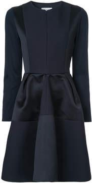 Dice Kayek long-sleeved flared dress