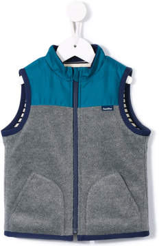 Familiar rear patch gilet