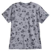 Disney Mickey Mouse Allover T-Shirt for Men