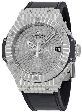 Hublot Big Bang Steel Caviar Stainless Steel Dial Men's Watch