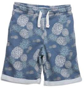 Sovereign Code Adriel Printed Shorts