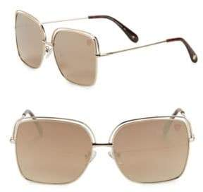 Vince Camuto 62MM Square Sunglasses