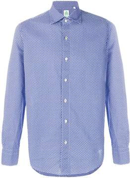 Finamore 1925 Napoli patterned shirt