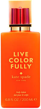 Kate Spade New York Live Colorfully Body Lotion, 6.8 Oz