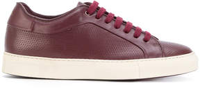Paul Smith perforated lace-up sneakers