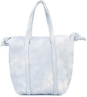 Michael Kors Cali top zip tote bag - BLUE - STYLE