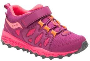 Saucony Girls' Peregrine Shield Ac Sneaker.