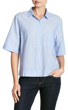 Velvet by Graham & Spencer Callista Button Up Blouse